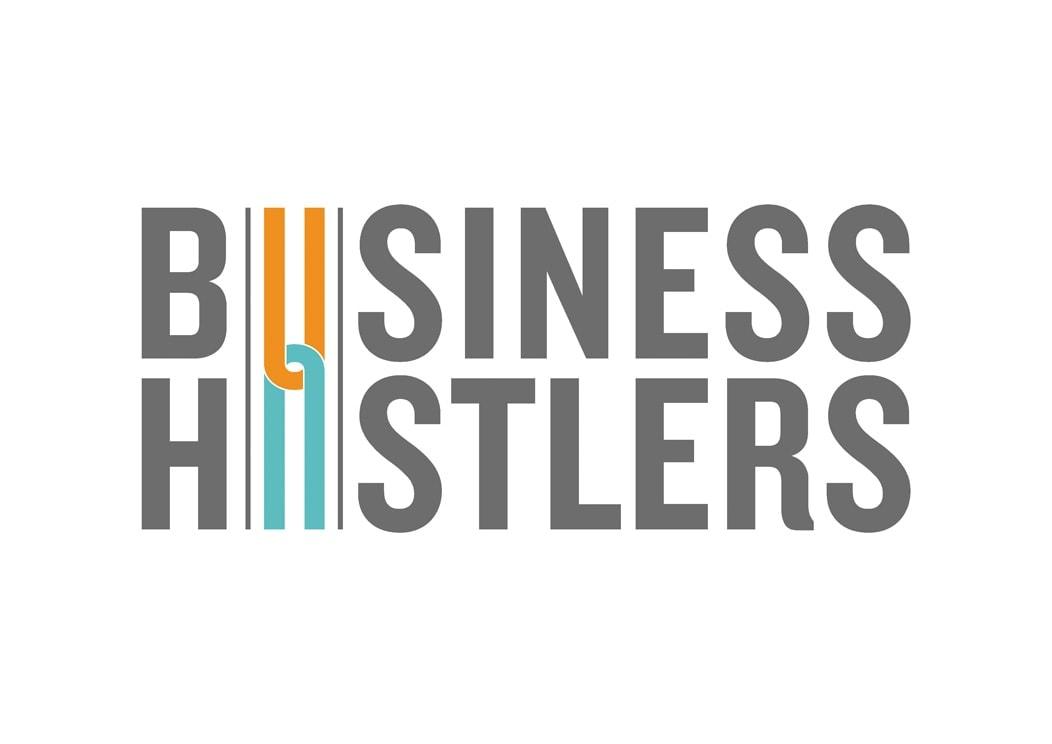 Business Hustlers logo | Logo ontwerper: Ben Drost - logo ontwerp portfolio