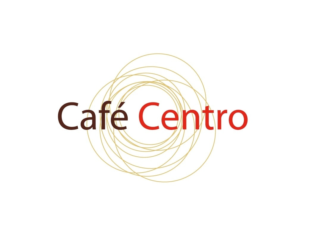 Café Centro logovoorstel Ben Drost portfolio