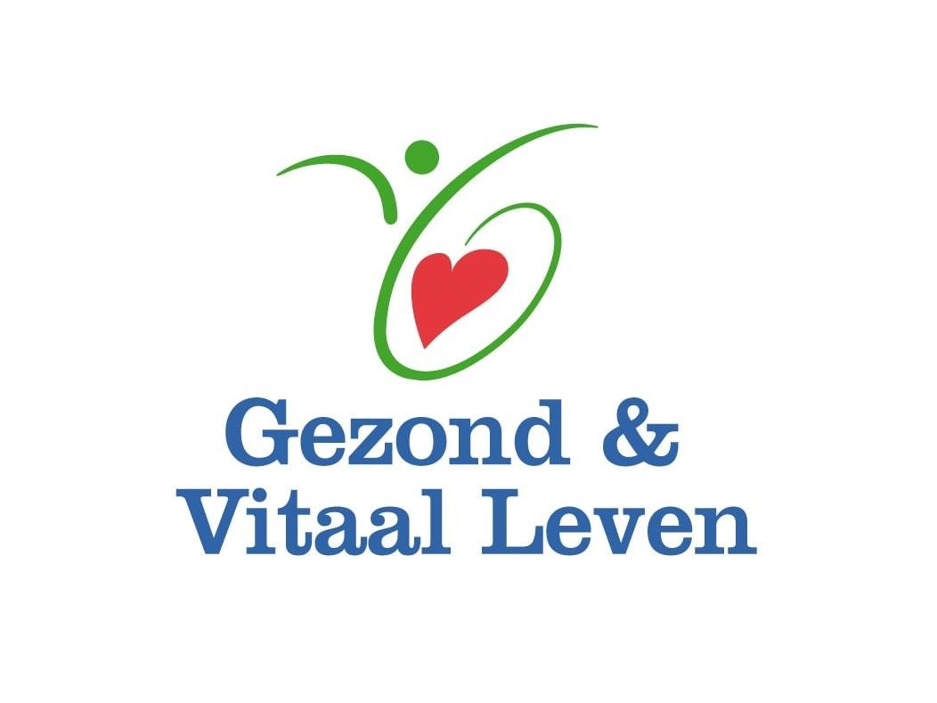 Gezond en Vitaal Leven beurs logo Ben Drost portfolio