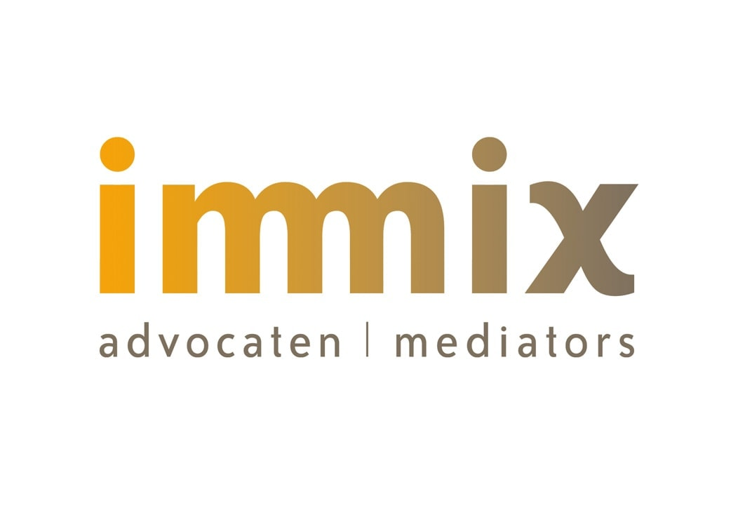 Immix advocaten | mediators logo | Logo ontwerper: Ben Drost - logo ontwerp portfolio