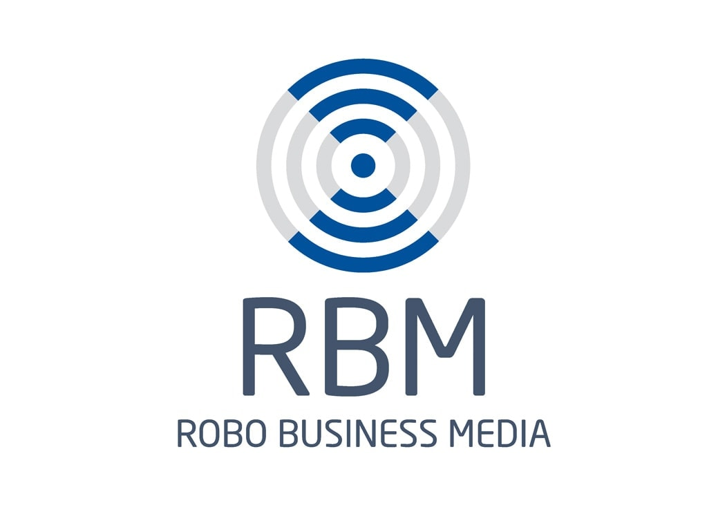 Robo Business Media logo | Logo ontwerper: Ben Drost - logo ontwerp portfolio