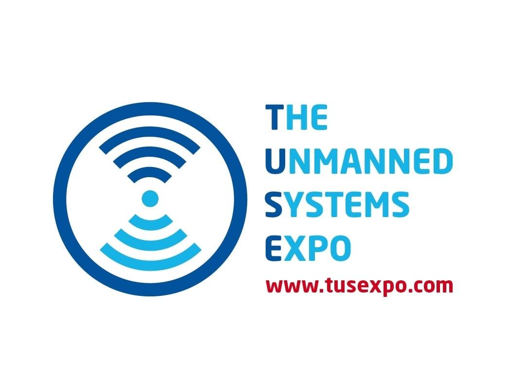TUS Expo beurs drones robots onbemande voertuigen logo Ben Drost portfolio