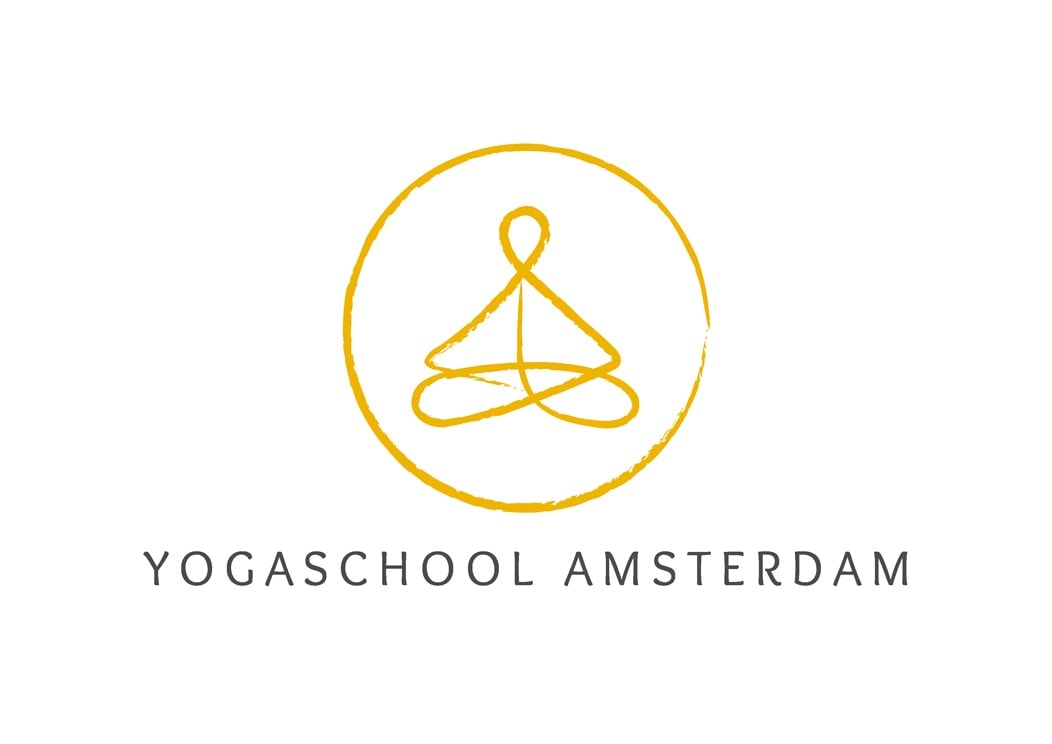 Yogaschool Amsterdam logo | Logo ontwerper: Ben Drost - logo ontwerp portfolio
